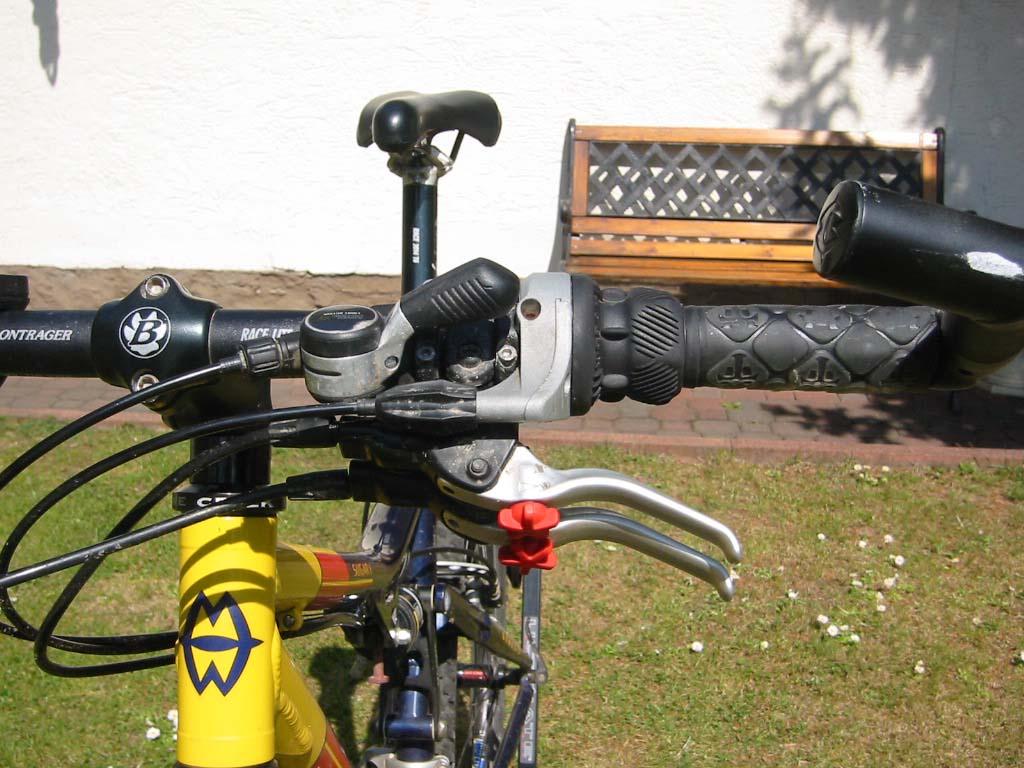 1a1b1r 1 arm 1 bein 1 rad for Mountainbike lenker hohe verstellen